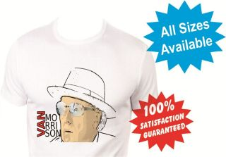 van morrison t shirt in Clothing,