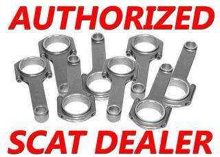 scat h beam rods ford big block 460 fe 66490a  824 00 or