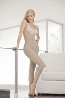 Full Body Shaper Light, Magic Thermal Capri CoCoon Fajas Reductoras