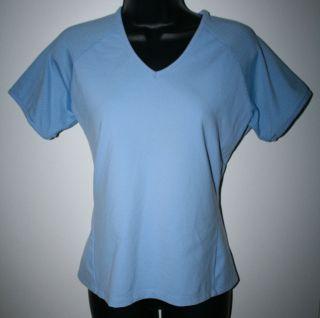 tuff athletics women s yoga shirt size large