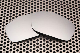 Silver Ice Replacement Lenses for Oakley X Squared Sunglasses