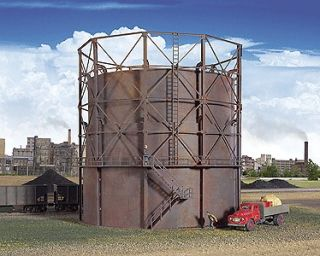 Walthers N Scale #3819 Cornerstone Series   Gas Storage Tank