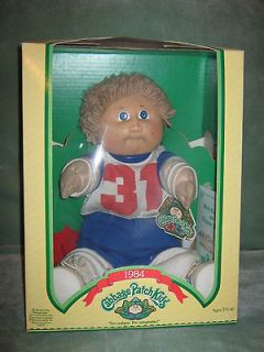 1984 coleco cabbage patch kids doll 3900 with box time