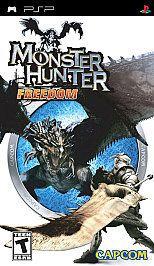monster hunter freedom playstation portable 2006  4