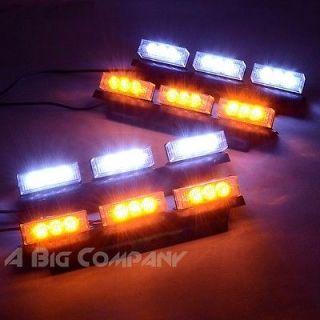 FLASH LIGHTS EMERGENCY BLINK FOR FRONT GRILLE (Fits Honda Odyssey