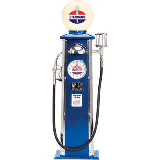 standard oil old time gas pump  249