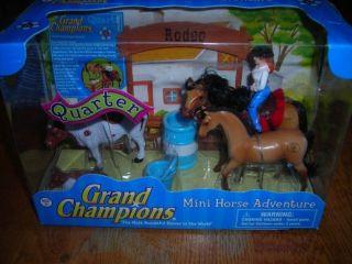 new grand champions rode o mini quarter horse adventure time