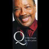 The Musical Biography of Quincy Jones Box by Quincy Jones CD, Oct