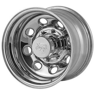 Pro Comp Xtreme Rock Crawler Series 99 Chrome Wheel 16x10 8x6.5 BC