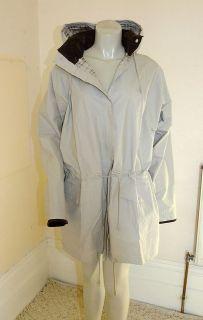 Vintage PVC Rain Coat Mac Jacket Raincoat Vinyl Regenmantel Plastic