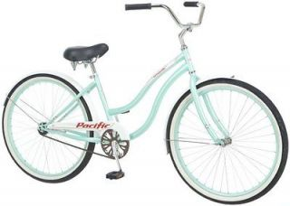 Pacific Oceanside 26 Womens Cruiser Comfort Bicycle/Bike  264163PA