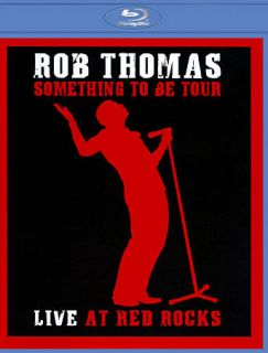 Soundstage   Rob Thomas Live at Red Rock Blu ray Disc, 2011