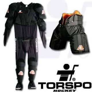 Ice Armour Suit, Junior L, All in one piece: pants/chest/pa​ds