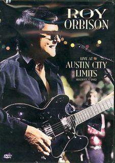Roy Orbison   Live at Austin City Limits DVD, 2003