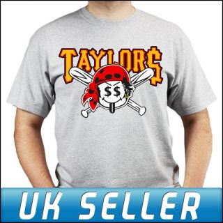 taylor pirates wiz khalifa gang grey t shirt mens womens
