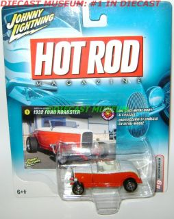 1932 32 ford roadster hot rod magazine jl diecast lqqk