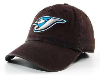 47 BRAND RELAXED FIT SLOUCH MLB LOGO BASEBALL HAT   TORONTO BLUE JAYS