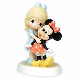 Precious Moments Disney Minnie Mouse You are Classic! Girl Figurine