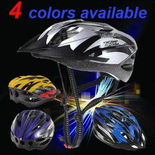 Cool Bicycle Bike Adult Men Helmet Purple Carbon Colour Foam Interior