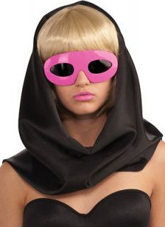 Lady Gaga Pink Pop Star Dress Up Halloween Costume Accessory