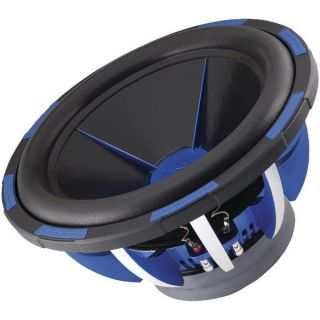 Power Acoustik MOFO 124X 1 Way 12 Car Subwoofer