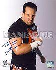 Tito Santana Raven Tommy Dreamer Signed ECW Belt PSA