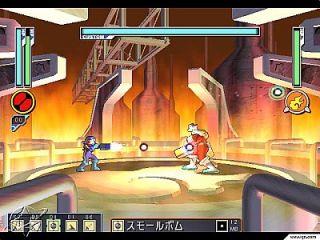 Mega Man Network Transmission Nintendo GameCube, 2003
