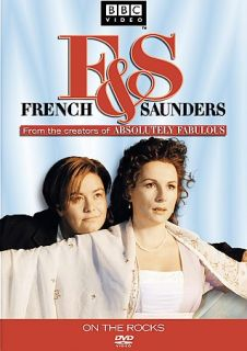 French & Saunders On the Rocks (DVD, 20