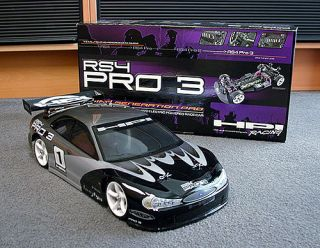 HPI Racing RS4 Pro 3 Radio Controlled Car
