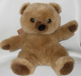 Dex Womb Sounds Bear Stuffed Plush Crib Toy Attachment Soother Baby