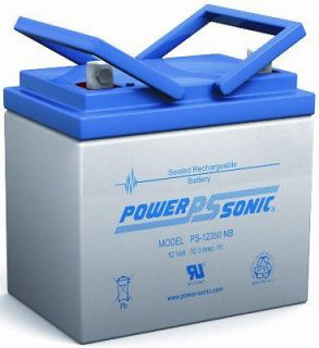 power sonic 12v 35ah group u1 deep cycle sealed battery