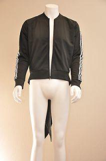 Adidas Originals ObyO Jeremy Scott Tie Tails Mens Track Top Black