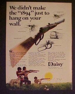 daisy 1894 bb toy gun air rifle 1972 huffy bicycle