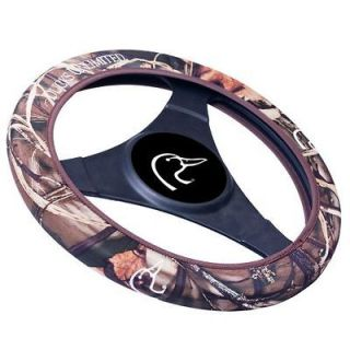 UNLIMITED NEOPRENE STEERING WHEEL COVER W/ REALTREE 4 MAX CAMO DSW4701