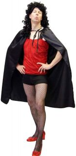 HALLOWEEN/Rocky Horror/Sweet Tranvestite DRAG QUEEN Fancy Dress Outfit