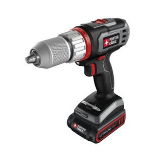 Porter Cable PCL180D 18V Li Ion 1 2 Cordless Drill Driver