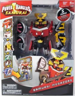 power rangers samurai zord in TV, Movie & Video Games