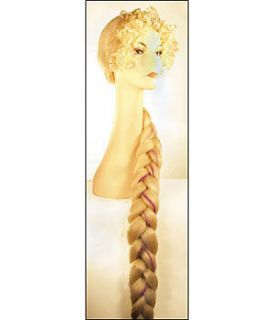 braided rapunzel wig  33 00 buy it