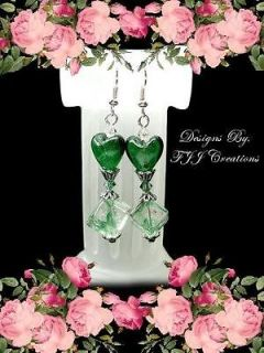 ~Sister~In Law~Best Friend~Earrings~Poem~Jewelry Gift~Lampwork~A4