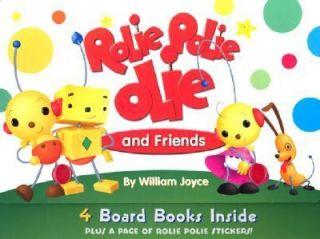 Rolie Polie Olie and Friends Friendship Box by Bill Joyce 2002, Book