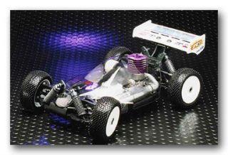 Mugen Seiki MBX5 Prospec Radio Controlled Car