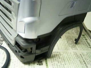 14 Rc parts option for Tamiya Scania truck a pair wheel side rubber