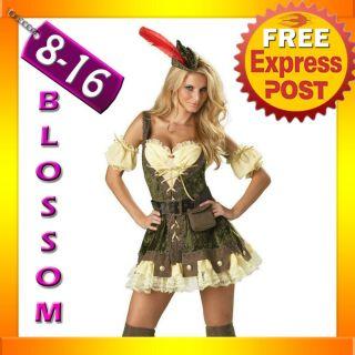 b63 thief robin hood fancy dress costume outfit hat