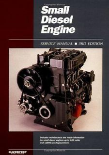 Small Diesel Engine Service Manual Primedia Business Directories