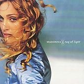 Ray of Light by Madonna CD, Feb 1998, Phantom Import Distribution