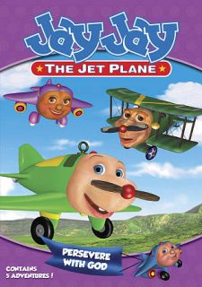 Jay Jay the Jet Plane Persevere with God DVD, 2010