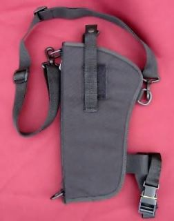 bandolier 6 scoped holster for ruger smith wesson one day