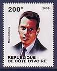 marc anthony famous people mnh stamp  $