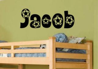 kids name wall decals in Decals, Stickers & Vinyl Art