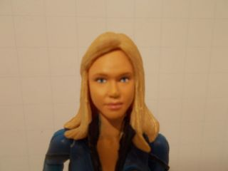The Invisible Woman Fantastic four movie Marvel Legends action figure